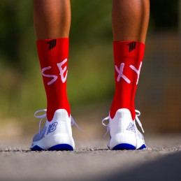 Chaussettes SPORCKS SEXY RED
