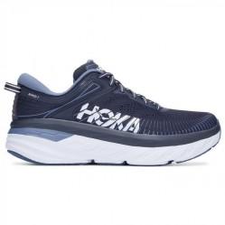 HOKA Bondi 7 Bleu pour Homme
